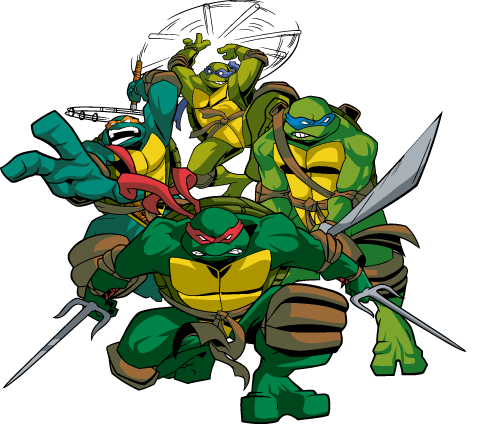 Ninja Turtles-2k3-series